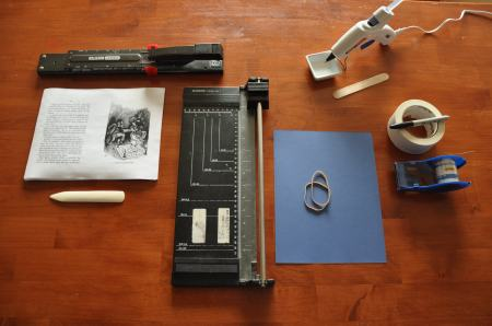 Materials for book binding